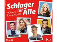 Artikelbild VARIOUS - Schlager für Alle:Frühjahr/Sommer 2020 - (CD)