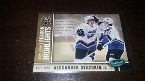 2005-06-Parkhurst-Season-Highlights-Rookie-ALEXANDER-OVECHKIN-597