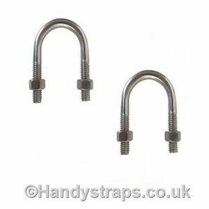 2-x-Ubolts-Zinc-Plated-with-2-Hex-Nuts-10mm-x-70mm-u-bolts-for-44mm-pipe