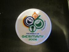 Fifa 2006 Germany World Cup Football Patch / Badge for National shirt