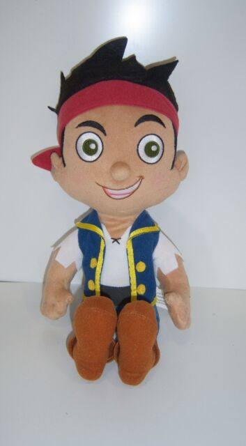 Disney Jake and The Neverland Pirates JAKE Plush (46355) - 14