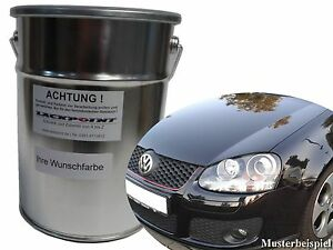 2-litro-base-pronta-VERNICE-AUTO-VW-GOLF-5-D5Q-Shadow-Blu-Metallizzato-NUOVO