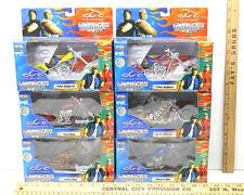 6 American Choppers 1:18 Diecast NIB Tool Bike+T-Rex Softail #2+Dixie Chopper+++