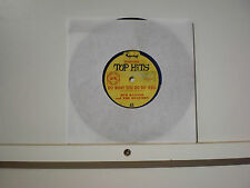 45 Vinyl Records(A)Bud Baxter & The Beatmen(B)Ray Pilgrim Do What You Do Do Well
