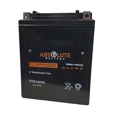 New Motobatt Battery For Honda CB750K Four 750cc 69 70 71 72 73 74 75 76 78-82
