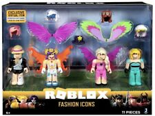 Roblox Celebrity 2 Fig Top Roblox Runway Model 19841 Rog0011 Roblox Fashion Icons Mix Match 11 Pc Set Celebrity Collection 4 Figures Wings For Sale Online Ebay