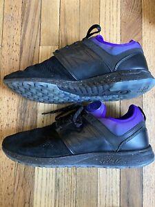 Details about EUC / New Balance 247 REVlite Shoes Sneaker Trainer Black Purple / Men's 11.5