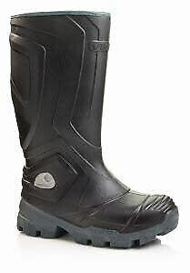Viking ICEFIGHTER  Winterstiefel Gummistiefel gefüttert Thermo Wolle NEU