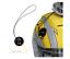 GoPro-CASCO-DA-MOTO-MOUNT-girevole-per-Hero-3-4-5-6-7-ACTION-CAMERA-Session miniatura 7