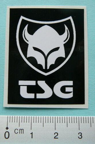 TSG sticker autocollant VTT Enduro alpin Dirt BMX tsg011