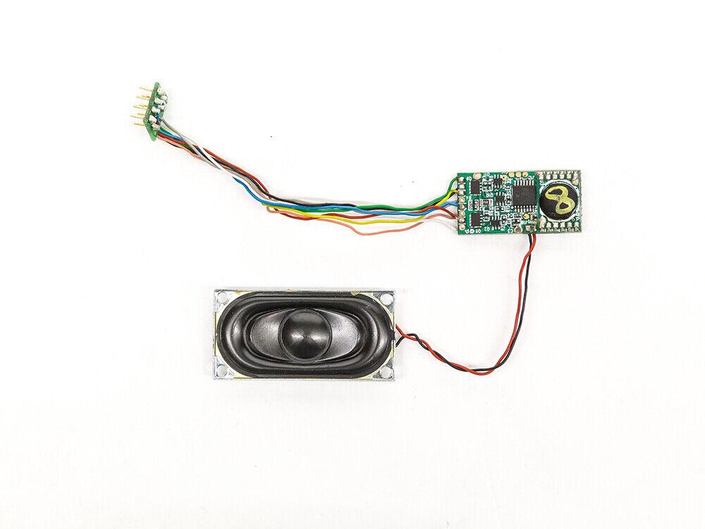 Hornby digital r7140 descodificador TTS Sound descodificador class 43 HST Valenta 2x