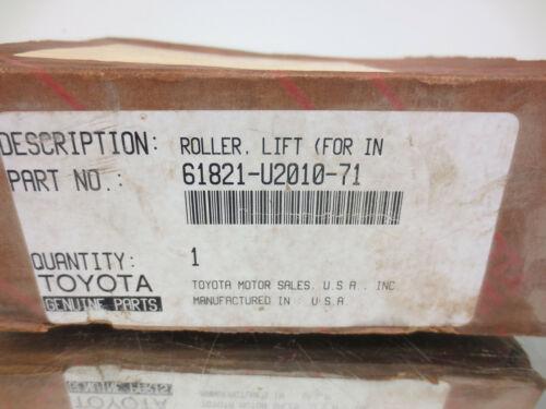 TOYOTA 61821-U2010-71 FORKLIFT MAST ROLLER MG308FFKA BEARING