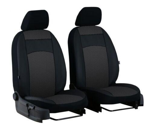 onward EcoLeather+Fabric Tailored Full Set Seat Covers KIA NIRO 2016