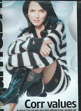 ANDREA CORR interview UKmag 2005 the CORRS