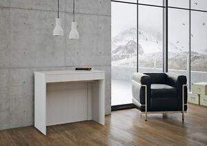Consolle allungabile max 293 scrittoio tavolo moderno per for Scrittoio per ufficio