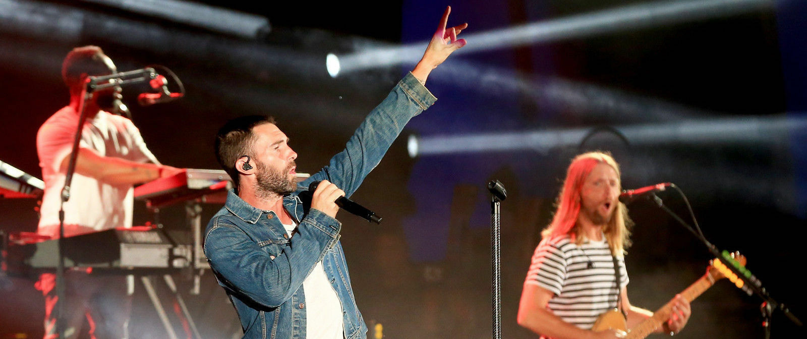 2018 Concert for Legends featuring Maroon 5