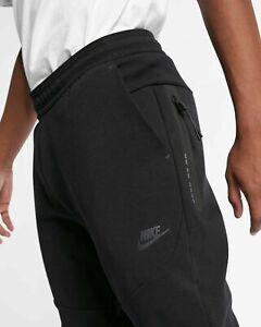 negros Pantalones Xl Pack Joggers hombre Nuevo Tech para 928575 Pantalones S Sportswear Nike 18zcF8RqA