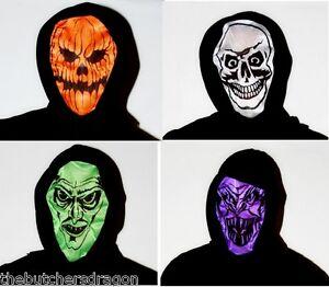 Full-Face-Hooded-Pumpkin-Demon-Skeleton-Witch-Halloween-Mask-Fancy-Dress