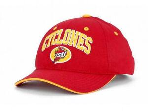 half off 1b895 282e0 Image is loading Iowa-State-University-Cyclones-Adjustable-Hat-Cap-Lid-