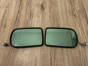 LEFT or RIGHT SIDE OEM BMW 5//7 Series E38 E39 Auto DIM HEATED MIRROR GLASS