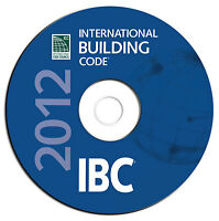 2012 International Building Code Ibc-public Safety Regulations-on Cd Ebook Pdf
