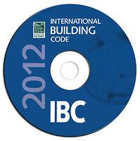 2012 International Building Code Ibc-public Safety Regulations-on Cd Ebook Pdf