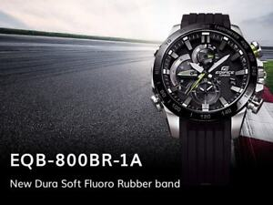 d6a5131f87b2 Image is loading Casio-Edifice-Eqb-800br-1aer-with-Bluetooth-Smartphone-