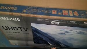 Details about Samsung 8 Series UN65NU8000FXZA 65 Inch 4K UHD LED Smart TV  READ READ READ