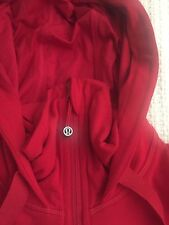 Lululemon In Stride Jacket 'Currant' Size 6