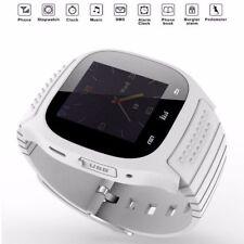 Mate Pulsera Impermeable Bluetooth Reloj Inteligente para Android HTC Samsung iPhone IOS