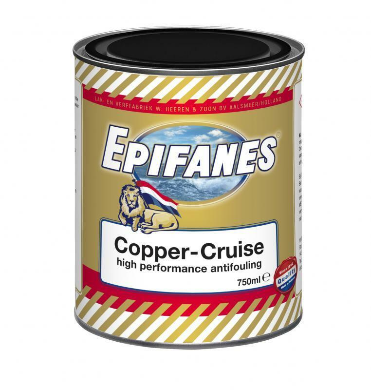 Epifanes Antifouling Copper Cruise Antifouling Epifanes Gebr. weiß 2,5 Liter E6-44B 6eac75