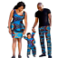 thumbnail 15 - Traditional African Family Clothing Matching Father Mother Son Baby Sets V11590
