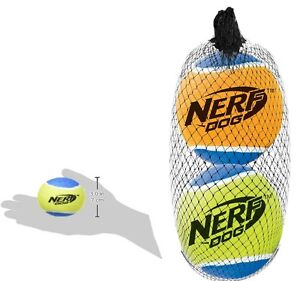 NERF-DOG-LARGE-7CM-TENNIS-BALL-SQUEAKER-DOG-PUPPY-CHASE-TOY-2-4-OR-6-PACK-013871