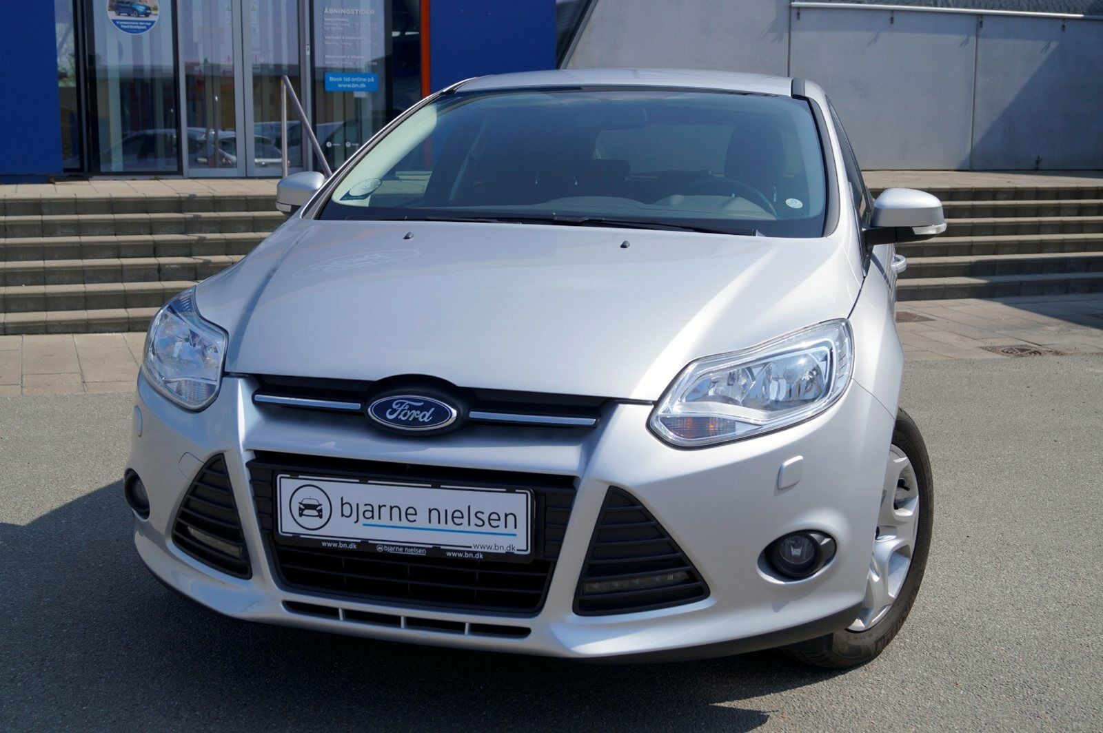 Ford Focus 1,6 Ti-VCT 105 Trend - billede 1