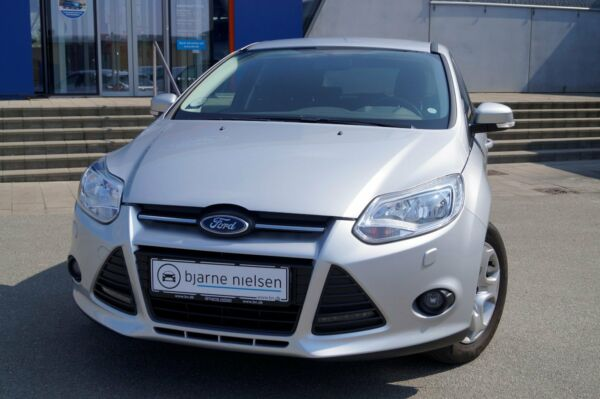 Ford Focus 1,6 Ti-VCT 105 Trend billede 1
