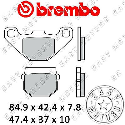Pastiglie Brembo Freno Posteriori 07026.CC per Malaguti BLOG 125 2010 /> 2012