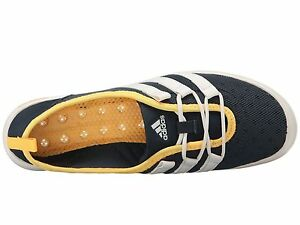 6e42463473a9 Image is loading Adidas-Climacool-Sleek-Midnight-Boat-Fashion-Shoes-NWT-