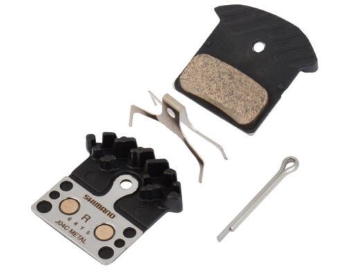Shimano J04C Disc Brake Pads IceTech XTR XT BR-M9000 M9020 M985 M785 METALLIC