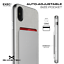 thumbnail 3 - For iPhone X / iPhone XS Case | Ghostek EXEC Card Holder Wallet Built-In Magnet
