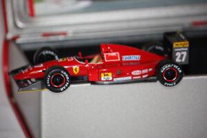 Hotwheels-La-Storia-F1-Ferrari-F92A-J-Alesi-1992-1-43-SF18-92