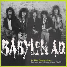 In the Beginning... Persuaders Recordings 8688 by Babylon A.D.