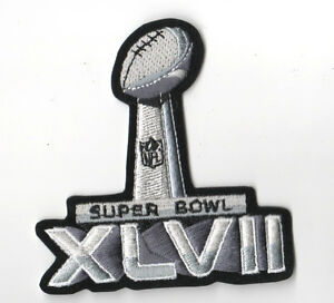 72e310912 SUPERBOWL XLVII SUPER BOWL SB 47 JERSEY PATCH SERIES BALTIMORE ...
