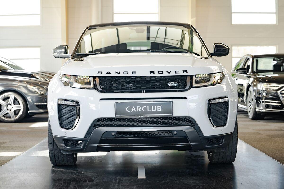 Land Rover Range Rover Evoque TD4 180 HSE Dynamic Cabrio aut