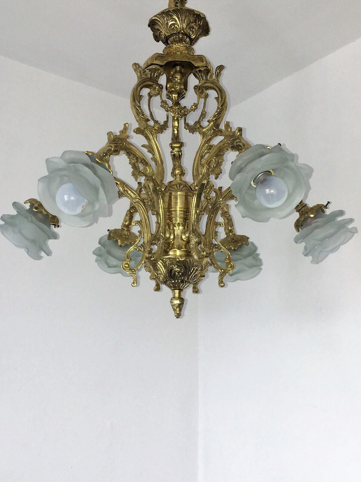 Französischer Belle Époque Goldbronze im Empire Empire Empire Revival Stil im Stil von Louis bf4eaa