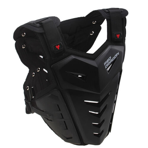 Motorcycle Vest Chest Protector Body Guard Armor Off Road Racing Riding ATV US