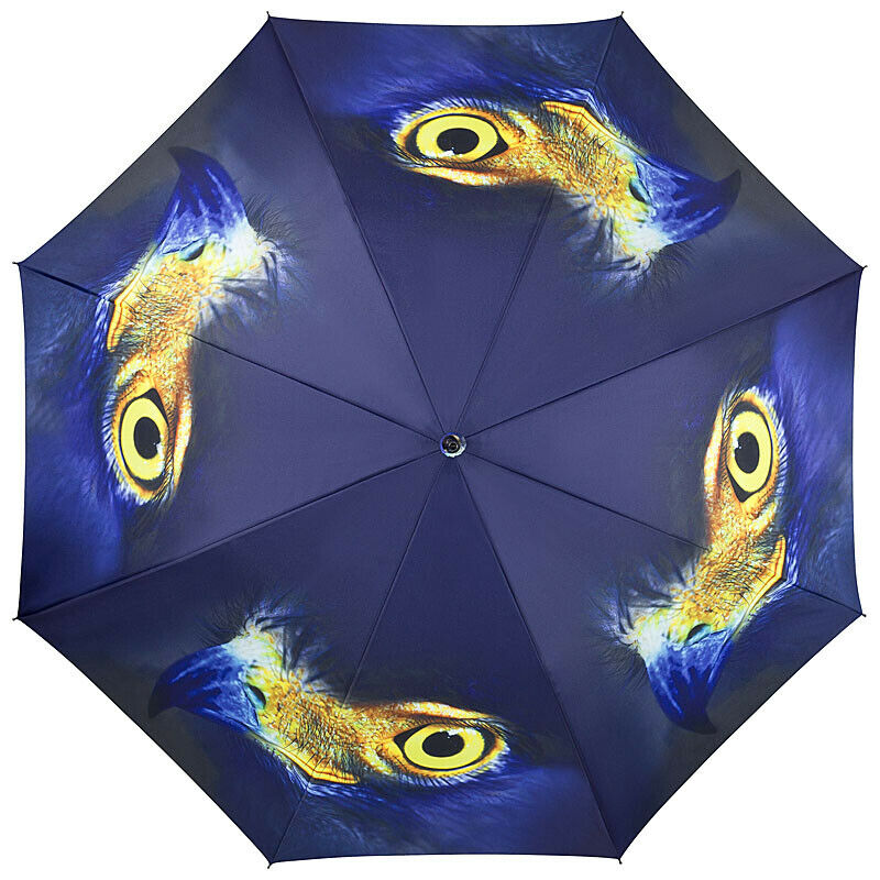 DéVoué Adler Sacs Parapluie Parapluie Aquila Oeil D'aigle Eagle Sur-automatique Type Edition Une Performance SupéRieure