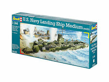 Revell - U.S.Navy Landing Ship Medium (early), 1:144, Neu, Ovp, 05123