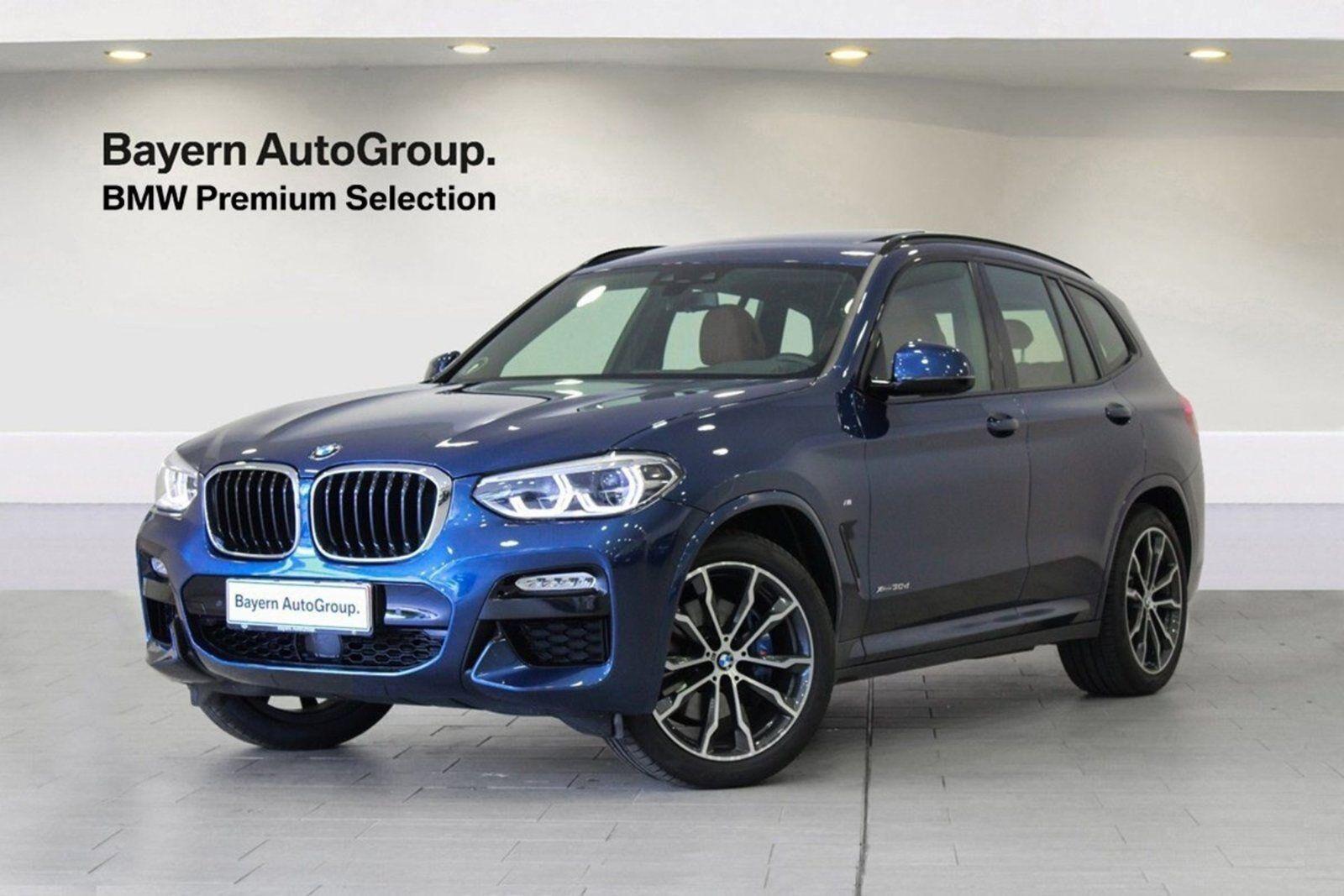BMW X3 3,0 xDrive30d aut. 5d - 849.900 kr.