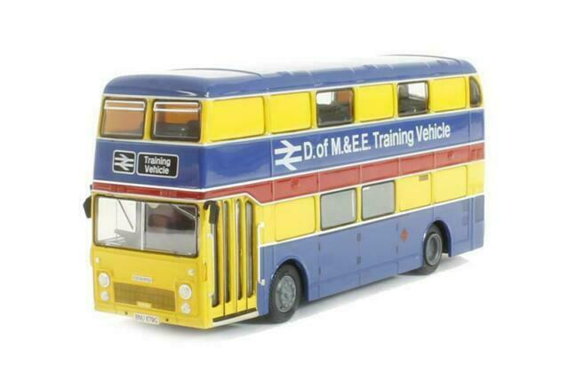 EFE 38119 1:76 OO SCALE Bristol VRT Series I Double Deck Bus British Rail