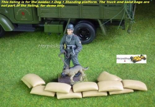 Dragon 1:35 #33 WW2 Deutschen Soldaten MG42 Figuren CD/_33